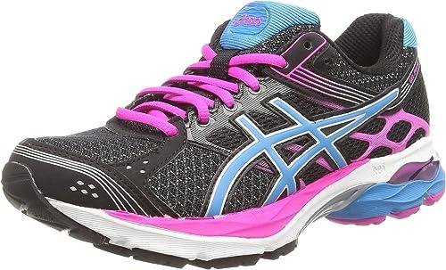 ASICS Gel-Pulse 7 - Zapatillas de Running para Mujer, Color Negro ...