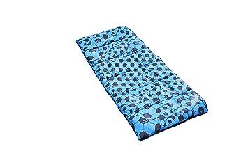 Regatta - Saco de Dormir Infantil (Forma Rectangular) Azul Azul Talla:n/a: Amazon.es: Deportes y aire libre