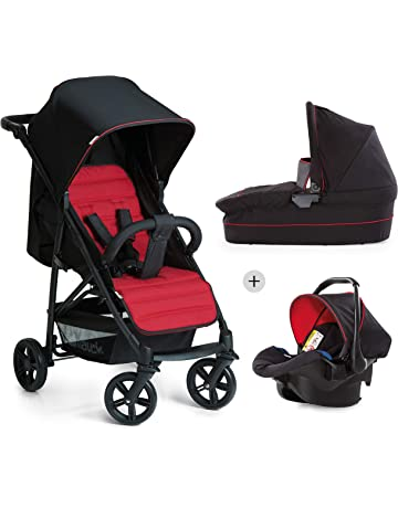 H+H BS 510 Mückenschutz für Kinderwagen schwarz Insektenschutz