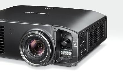 Panasonic PT-AT6000E - Proyector LCD (1920 x 1080), negro