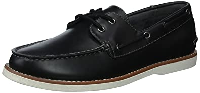 3252f9b5d812 Unlisted by Kenneth Cole Men s Unlisted Santon Boat Shoe