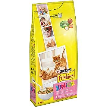 Friskies Comida para Gato característica del Animal a Escoger: Amazon.es: Productos para mascotas