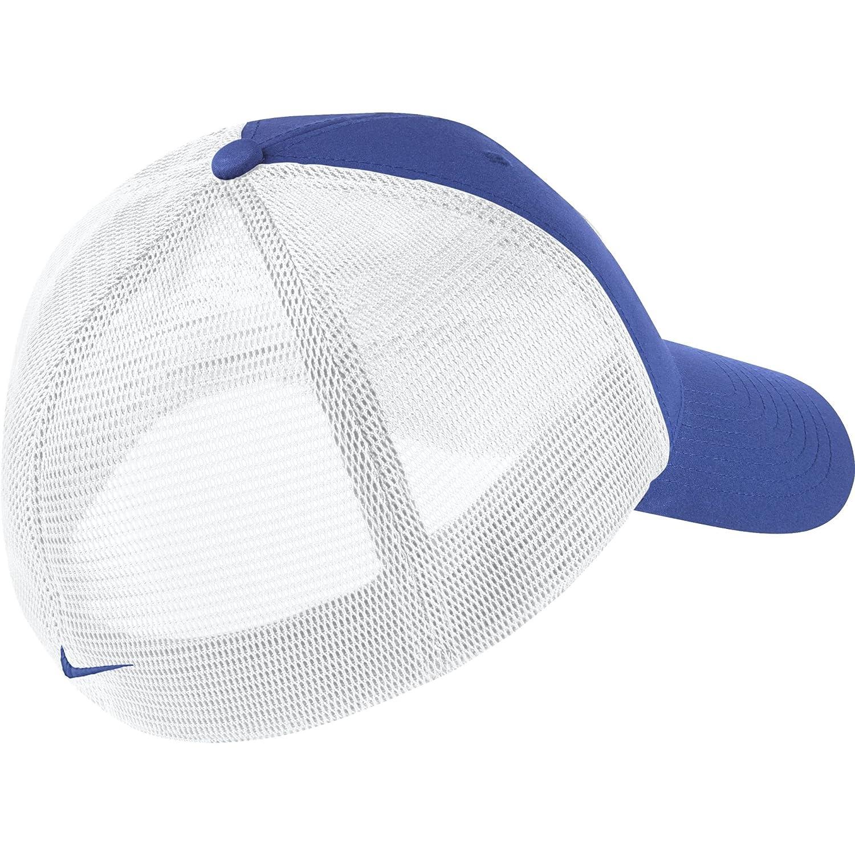 78785b12 Amazon.com : NIKE Unisex Legacy 91 Tour Mesh Hat, Game Royal/White/White,  Small/Medium : Clothing