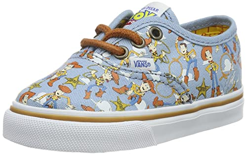 Vans Authentic, Botines de Senderismo para Bebés, Multicolor (Toy Story), 19 EU: Amazon.es: Zapatos y complementos