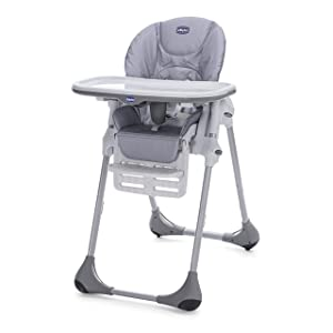Chicco Polly Easy Highchair, Nature