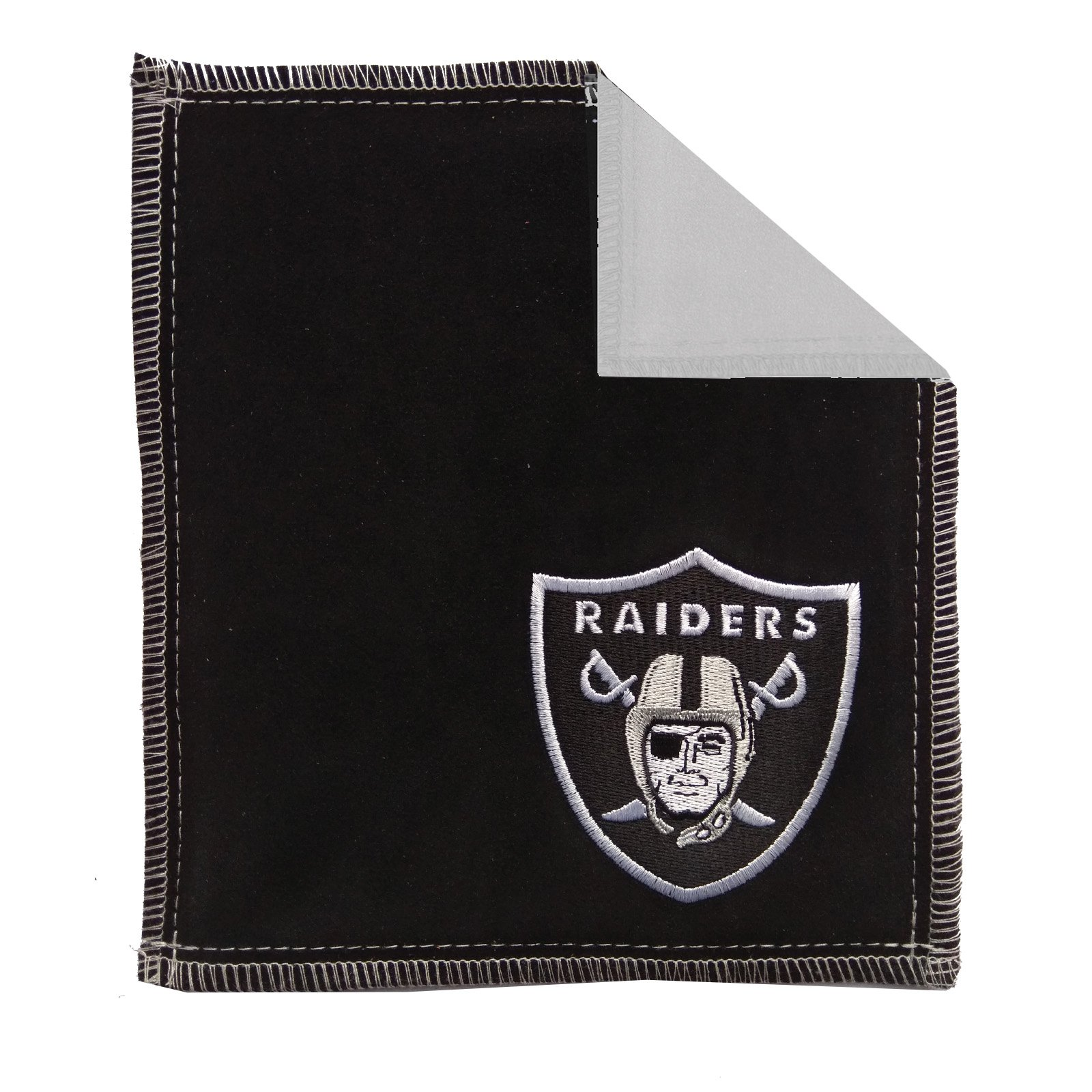 KR Strikeforce Bowling Bags Oakland Raiders Shammy Cleaning Pad