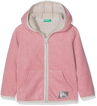 United Colors of Benetton Jacket W/Hood L/S Chaqueta para Niños