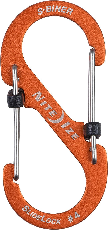 Coyote 2 Nite Ize LSBA2-29BG-R6 S-Biner Key Accessory