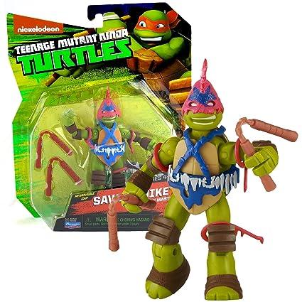 Amazon.com: PlayMates Año 2015 Nickelodeon Teenage Mutant ...