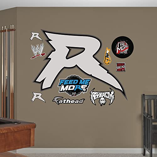 Fathead Wall Decal, Real Big, U201cWWE Ryback Logou201d