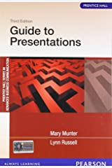 Guide to Managerial Presentations Paperback