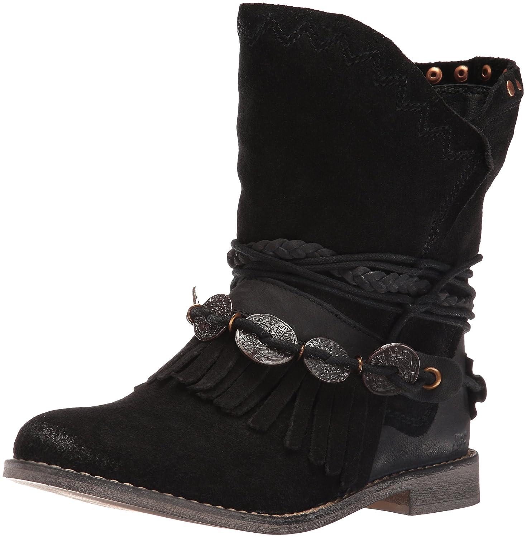 Musse & Cloud Women's Anaeh Ankle Bootie B01L0HXK8A 41 EU/10-10.5 M US|Black
