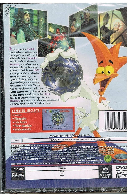 El Rey De La Granja Dvd Amazon Es Cine Y Series Tv