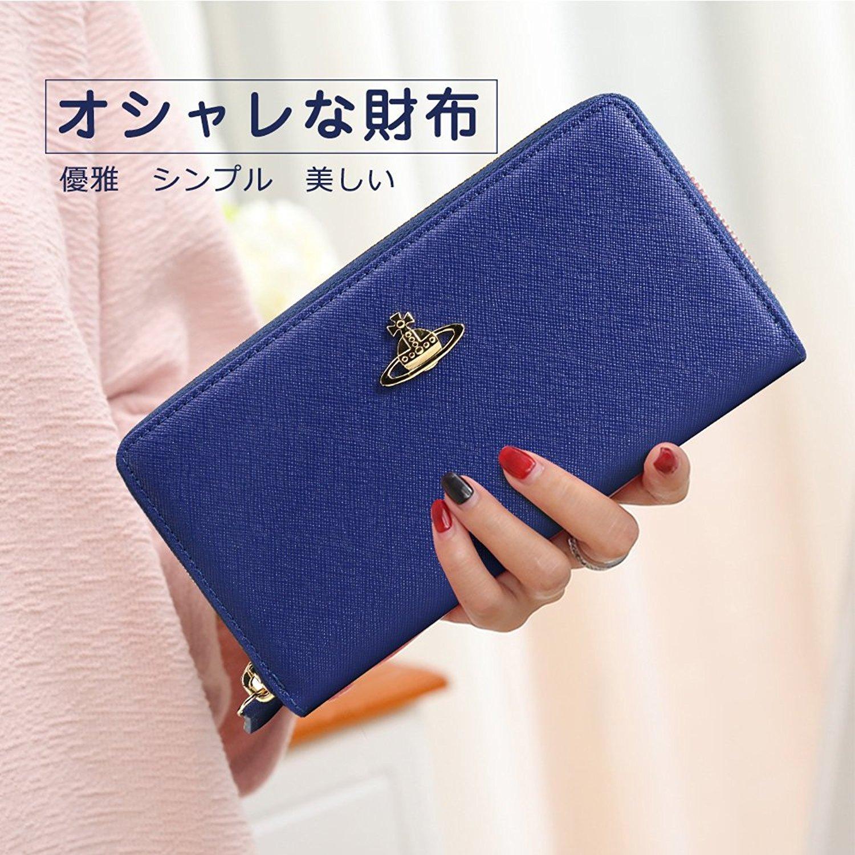 5d6e8b226376 Vivienne Westwood ヴィヴィアン ウエストウッド 財布 レディース ブランド 人気 [並行輸入品] B07811B3XB ブルー