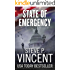 State of Emergency - A Jack Emery Conspiracy Thriller (Jack Emery Book 2)