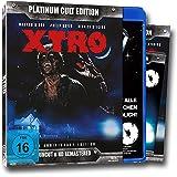X-TRO - 5-Disc Special-Edition (2 BDs + 2 DVDs + CD) mit X-TRO-Figur, T-Shirt und numeriertes 35mm-Filmbild - limitierte Auflage 500 Stück!!! [Blu-ray] [Limited Special Edition] [Limited Edition]