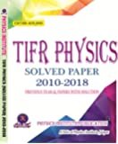 TIFR PHYSICS SOLVED PAPER (2010-2018)