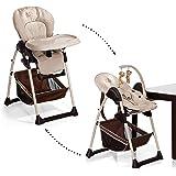 Hauck Sit'n Relax Newborn Set, Pasgeborenen Opzetstuk en Kkinderstoel vanaf de Geboorte, Bruin