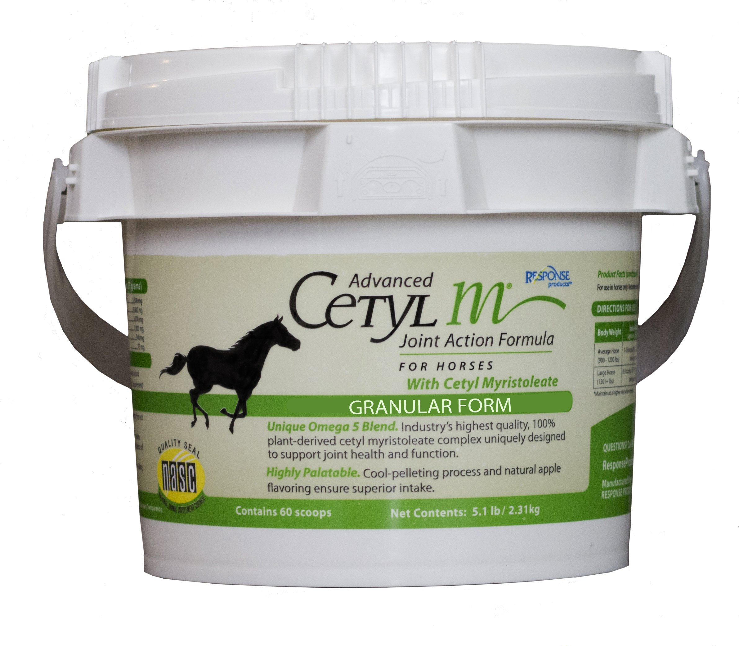 Cetyl-M Joint Action Formula for Horses (5.1 lbs)