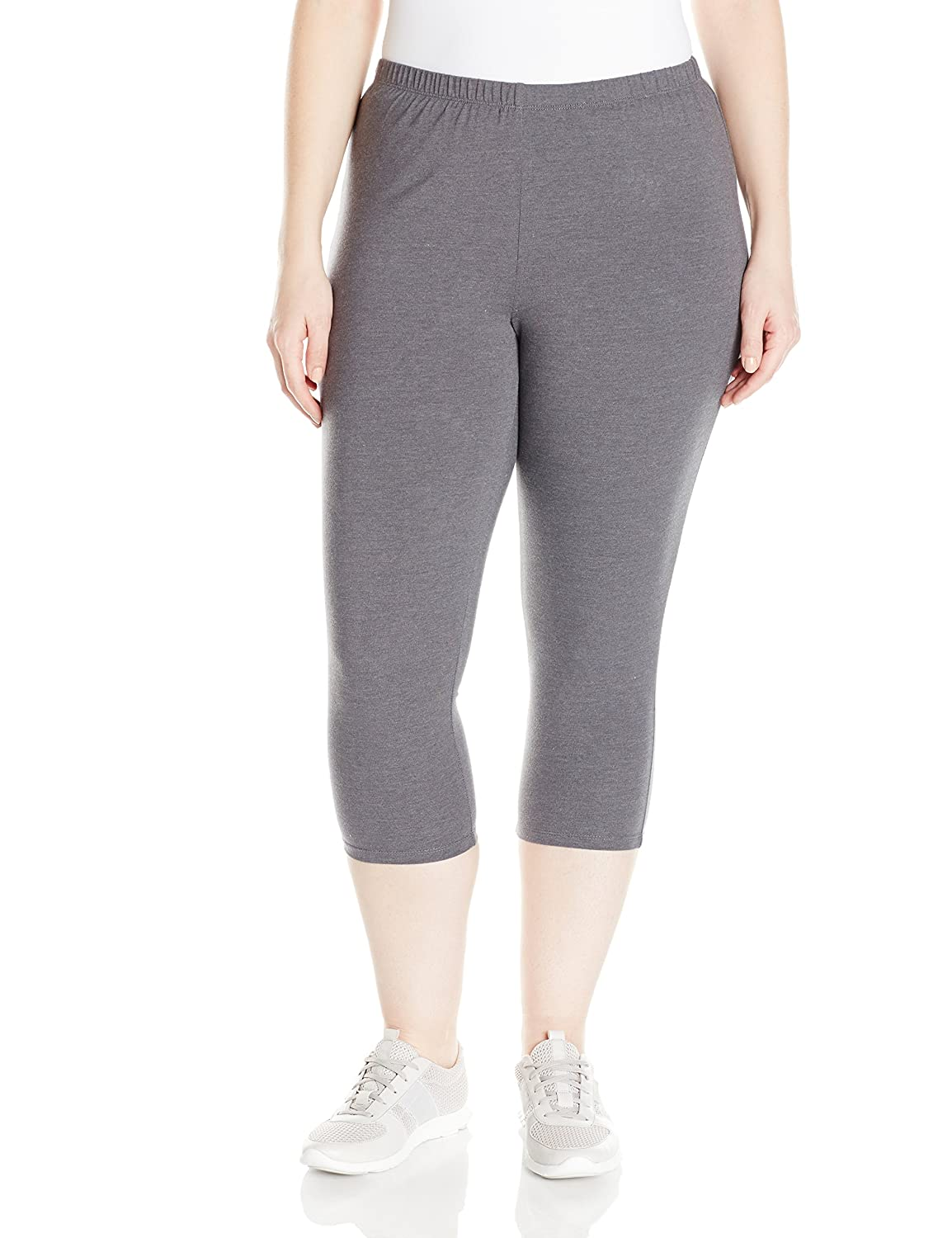 Plus Size Capri Leggings Photo Album - Reikian