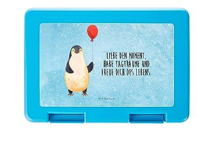 Mr. & Mrs. Panda fiambrera Pingüino Globo de aire – 100% fabricado en