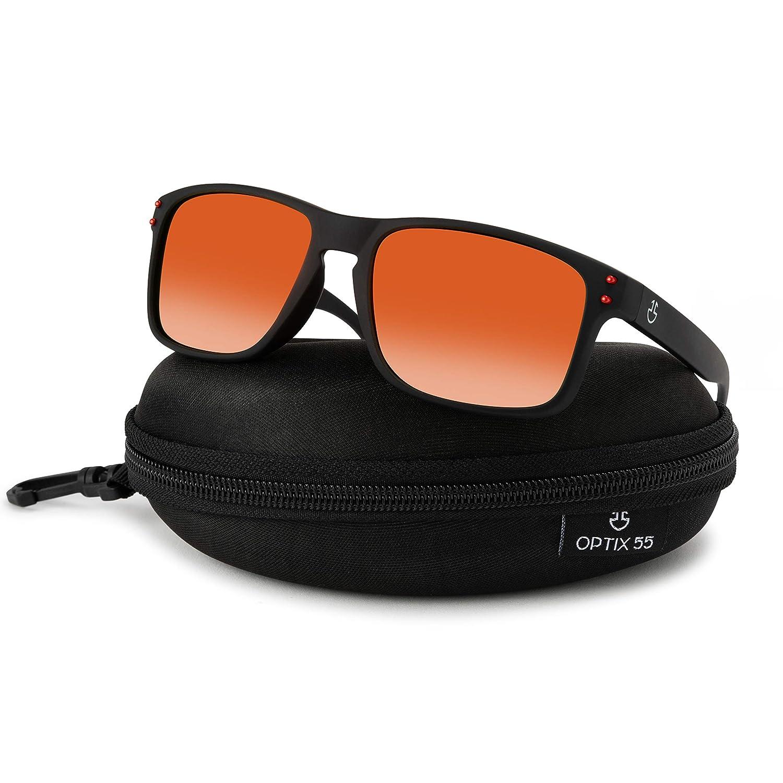 Polarized Revo With PcRubber Frameamp; Sunglasses Men Sun Coating Glasses For 3AjL54R