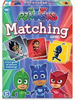 Wonder Forge PJ Masks Matching Game