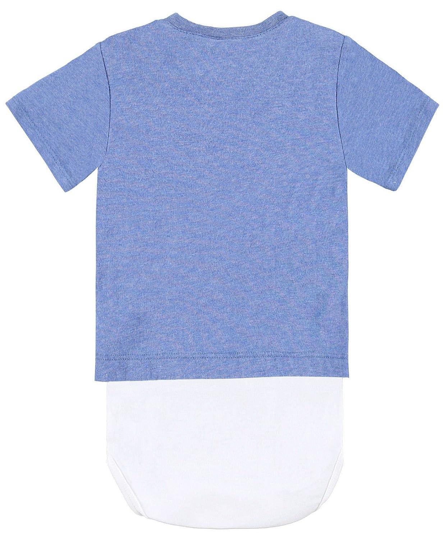 Bellybutton Shirt-Body 1//4 Arm Body Bambino