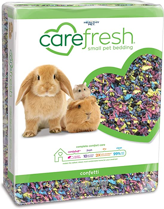 The Best Healthy Pet Carefresh Complete Rabbit Food
