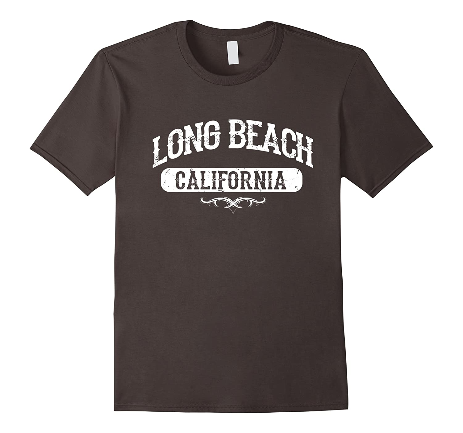 Long Beach California T Shirt Im From Novelty-TH