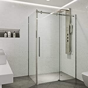 VIGO Industries VG6052STCL3248 - Caja de ducha para puerta ...