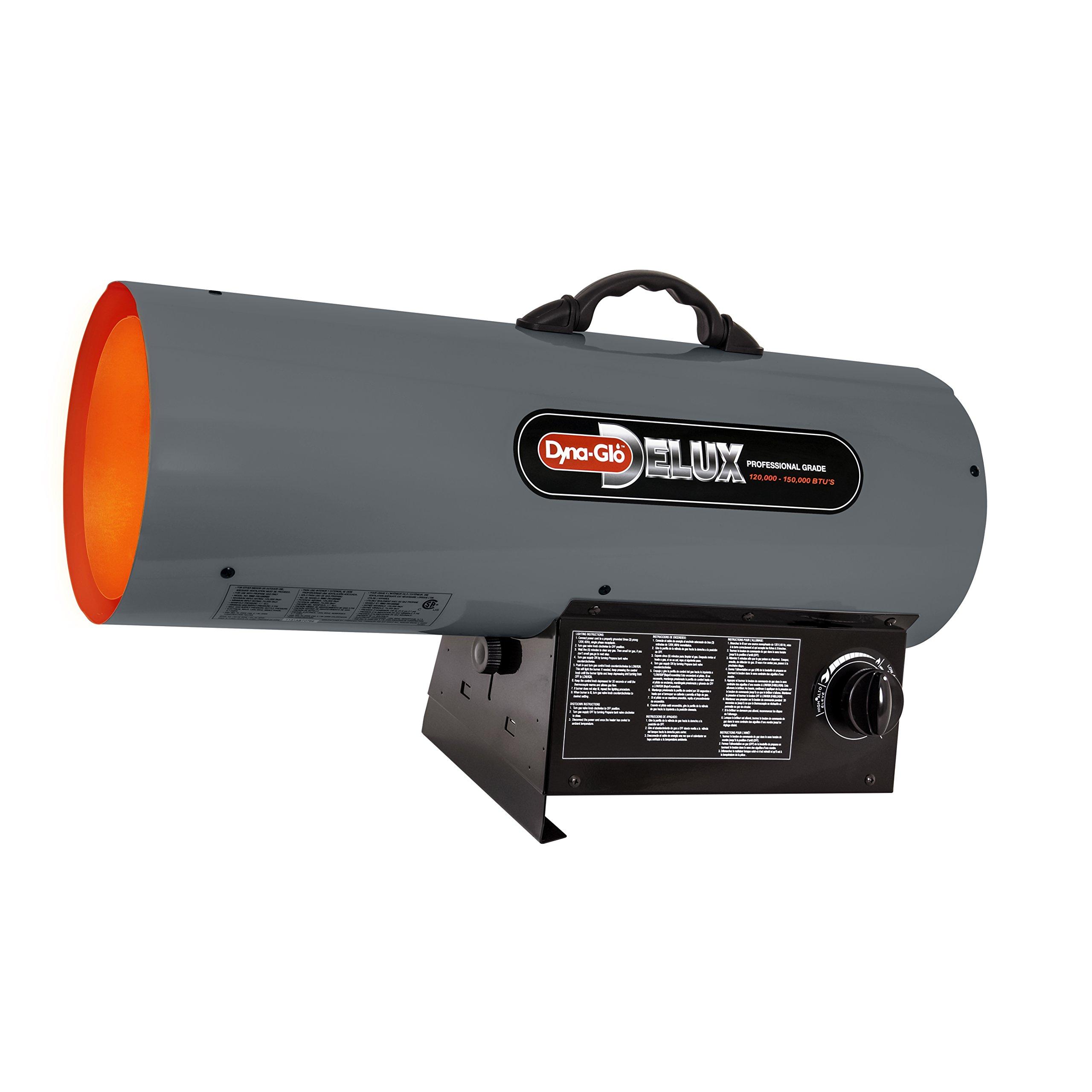 Dyna-Glo RMC-FA150DGD 120,000 - 150,000 BTU Liquid Propane Forced Air Heater