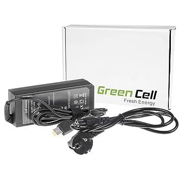 Green Cell® Cargador Notebook CA Adaptador para Lenovo ThinkPad E470 Ordenador (Salida: 20V