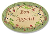 Stupell Home Décor Bon Appetit Green Border