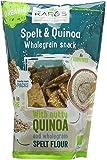 Dr Karg Spelt and Quinoa Snack, 110 g (Pack of 10)
