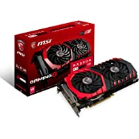 MSI GAMING 8GB CrossFire VR Ready Graphics Card