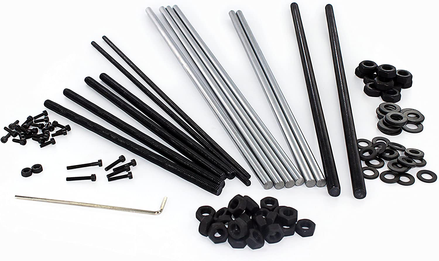 BQ Rods and Screws Kit - Kit de Varillas y tornillería para Prusa ...