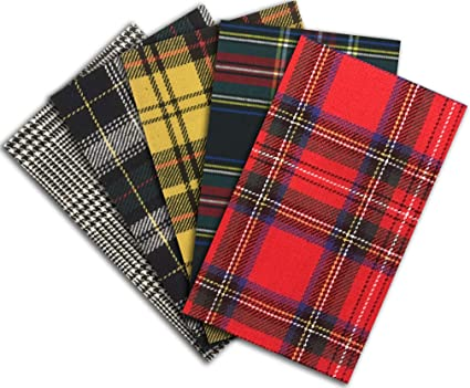 Plaid >> Iron On Clothing Patches Plaid