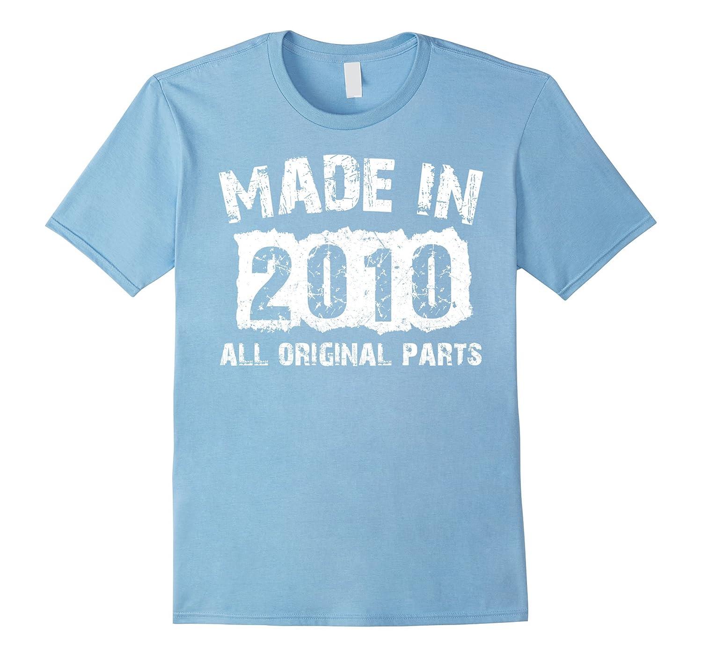 7th Birthday 7 Years Old 2010 T-Shirt-Vaci