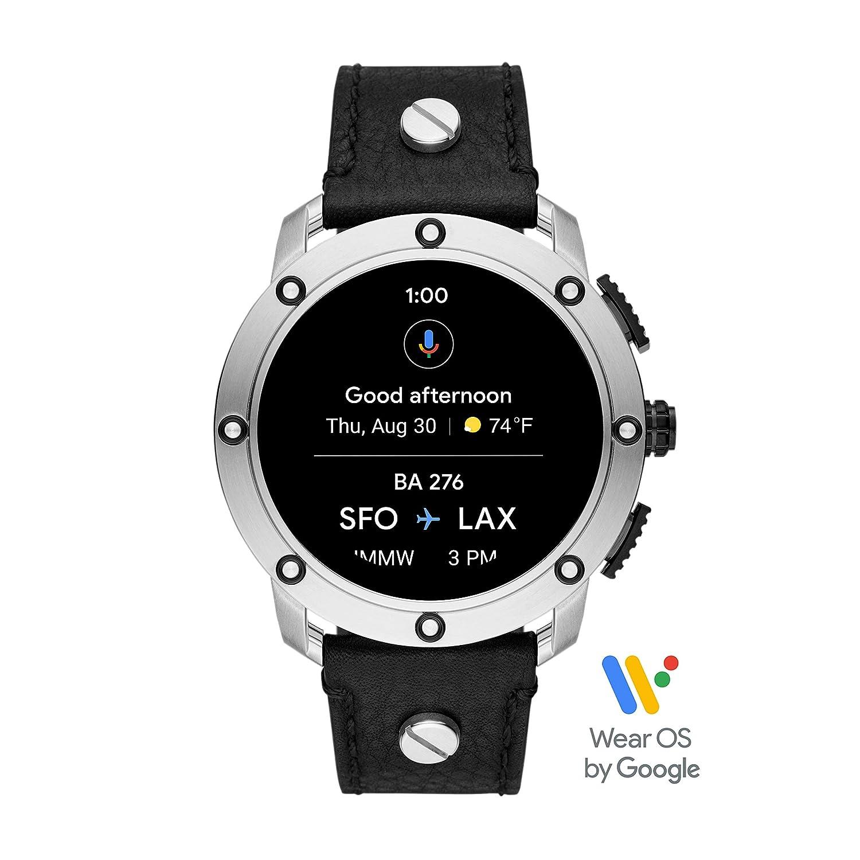 Amazon.com: DIESEL Watch Smartwatch Man Diesel Axial Code ...