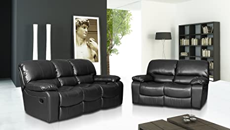 Valencia 3 + 2 Jumbo Lovesofas plazas sofá reclinable de ...