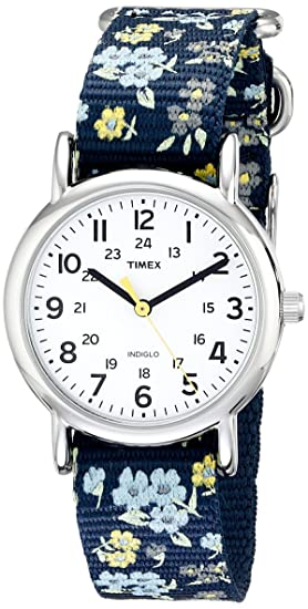 4ea6c8ad2ddd Timex Women  s Weekender 31 mm reloj