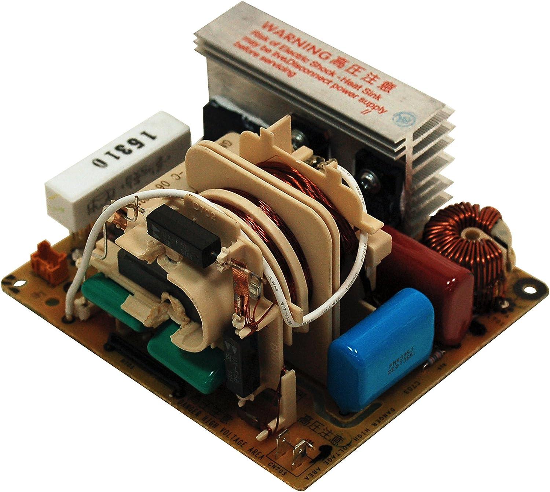 Bosch Neff Siemens 00746923 - Unidad de control de horno
