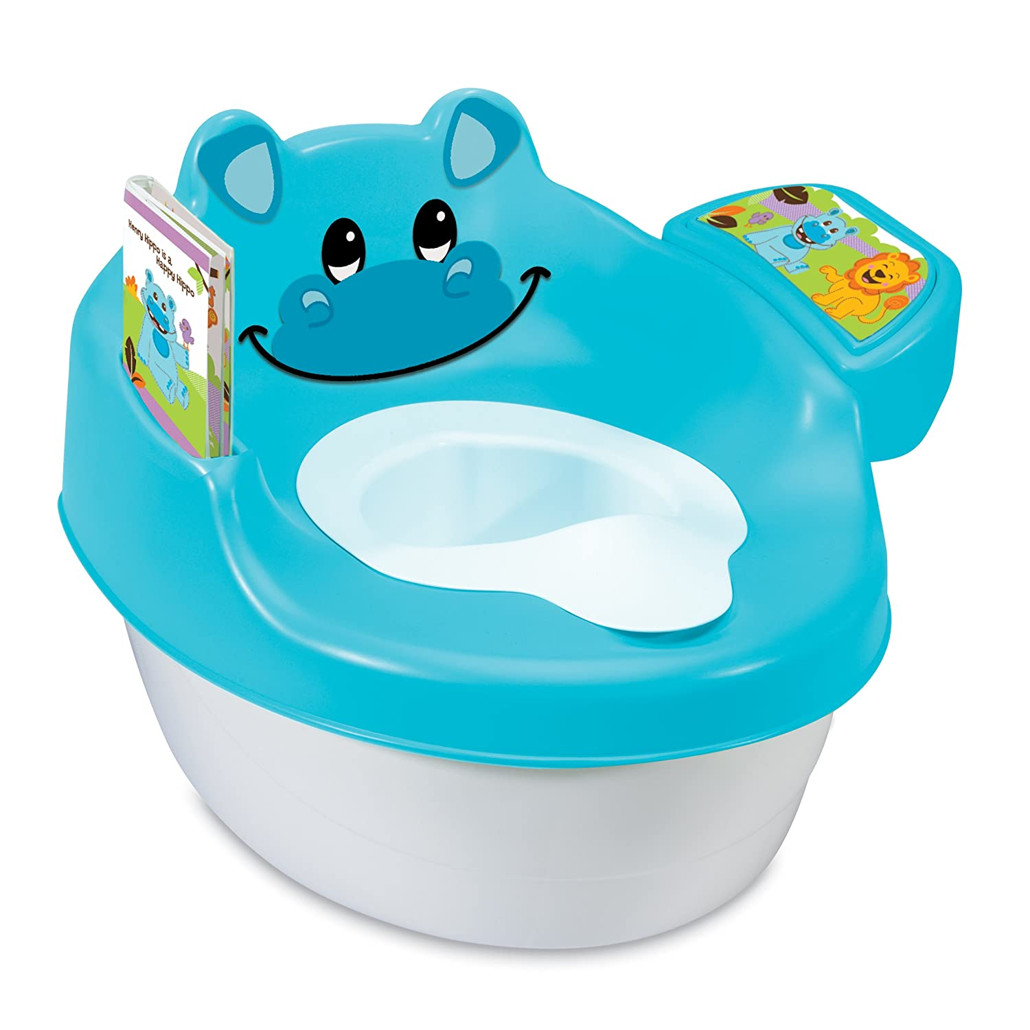Amazon Summer Infant 3 in 1 Hippo Tales Interactive Potty