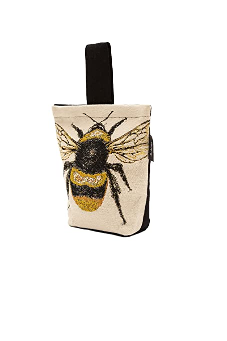McAlister Textiles 16060301 - Tope de puerta, tela, Amarillo (Queen ...