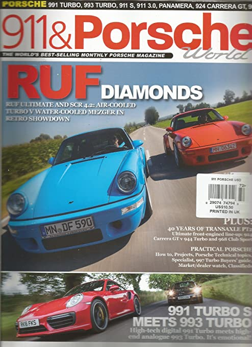 911&PORSCHE WORLD MAGAZINE UK #272 NOVEMBER 2016