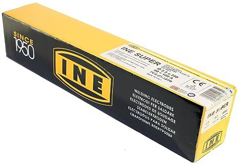 Proweltek-ine PR1021 - Box 270 varillas de soldadura de acero ø 2,5