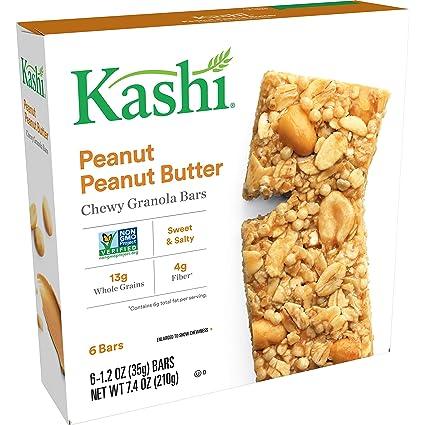 Kashi Crunchy Chocolate Chip Chia Granola Barras - Vegano ...