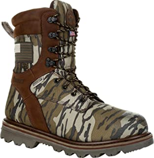 product image for Rocky Stalker Waterproof 400G Insulated Made in The USA Outdoor Boot
