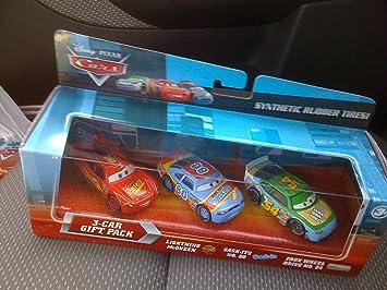 Set enth/ält 6 Lightning McQueen Lesezeichen f/ür Geschenke Partyzubeh/ör, Lizenzprodukt Disney Pixar Cars Lesezeichen-Set Partyzubeh/ör und B/ürobedarf
